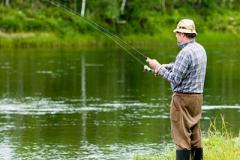 Законопроект о любительской рыбалке продолжают совершенствовать