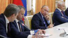 Александр Ткачев рассказал президенту о пользе электронной сертификации